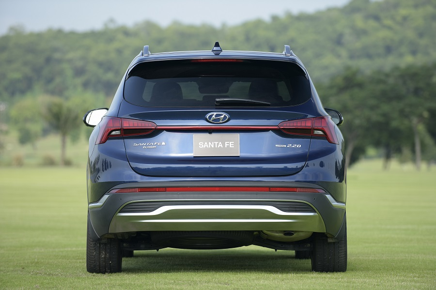 New Hyundai Santafe 2021