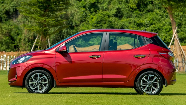 Hyundai i10 2021 hatchback